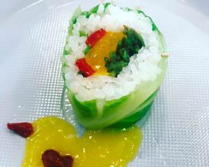 Corso di cucina Giapponese a Roma, sushi e sashimi