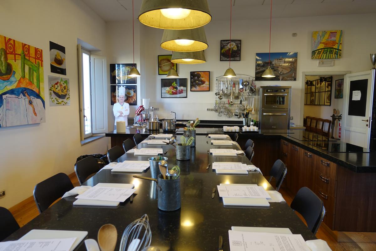L accademia di alta cucina pepe verde corsi di cucina a roma - Corsi di cucina a roma ...