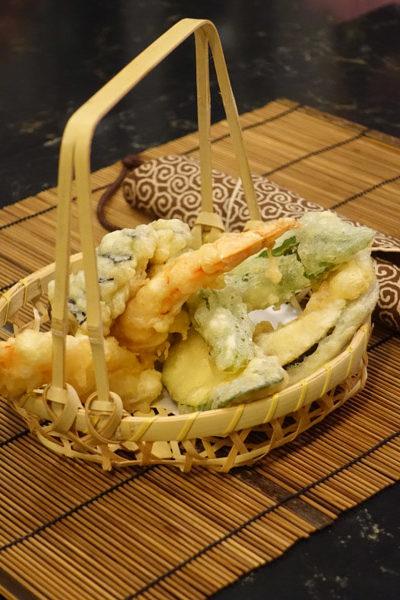 Tempura, cultura giapponese e umami in un corso di cucina