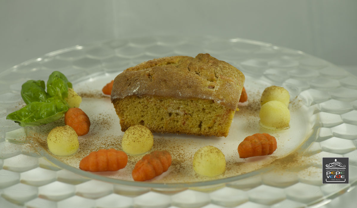 Muffin alle carote e alle  mele con zenzero e cannella