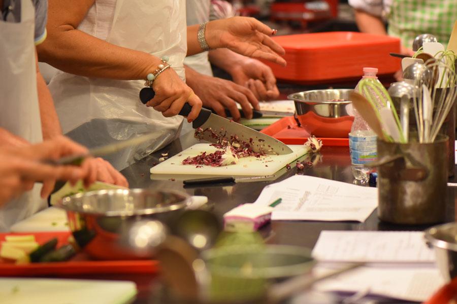 Corso completo di cucina